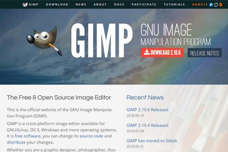 Фоторедактор GIMP
